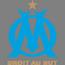 Olympique de Marseille badge