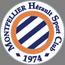 Montpellier HSC badge