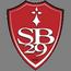 Brest badge